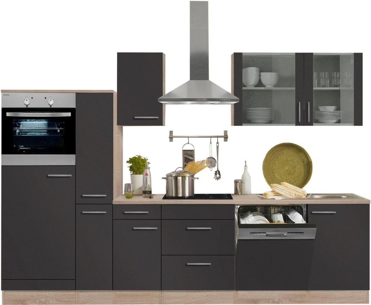 Held Möbel Küchenzeile Ohne E Geräte Haiti Breite 250 Cm Online