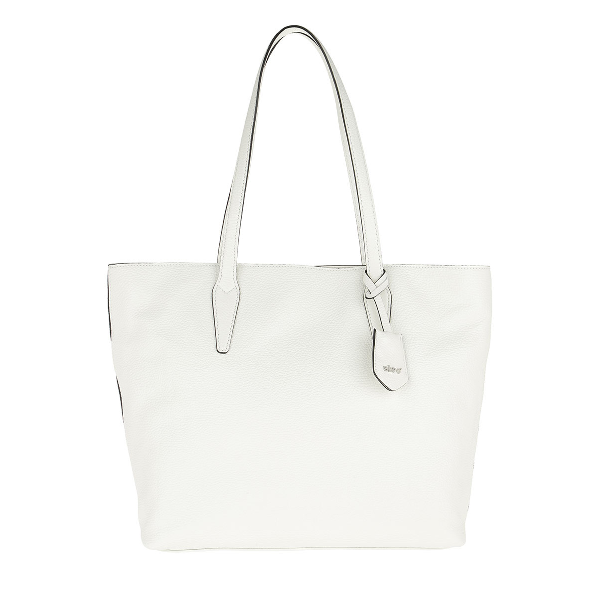 Abro Shopper - Calf Adria Shopper White/Whitegold - in weiß - für Damen