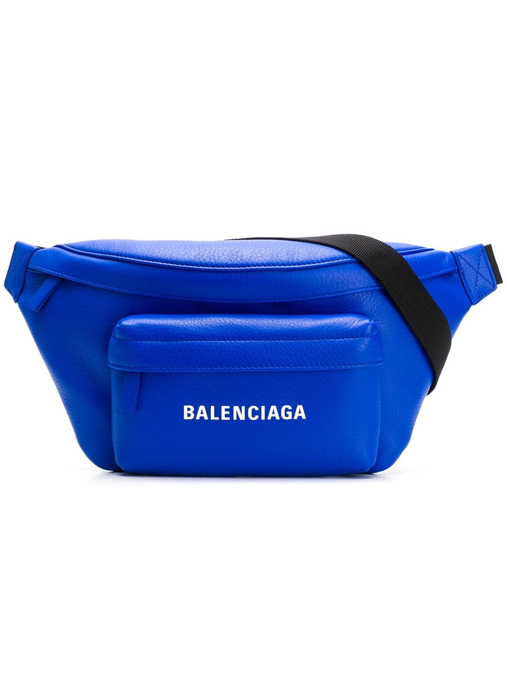 Balenciaga 'Everyday' Gürteltasche mit Logo - Blau