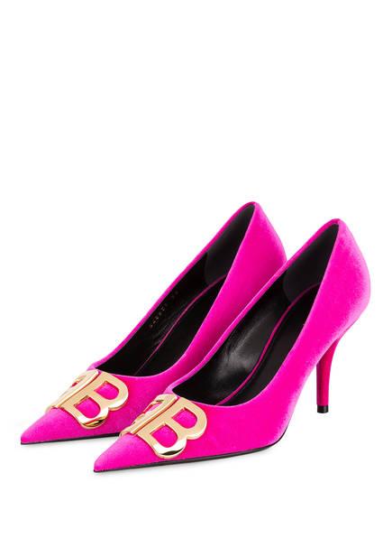 Balenciaga Pumps Bb rosa