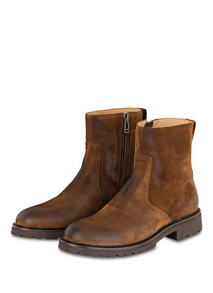 Belstaff Boots Attwell braun