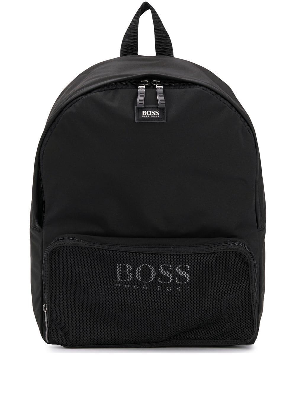 Boss Hugo Boss 'Hyper' Rucksack - Schwarz