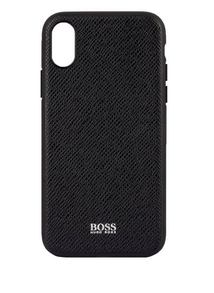 Boss Iphone-Hülle Signature schwarz