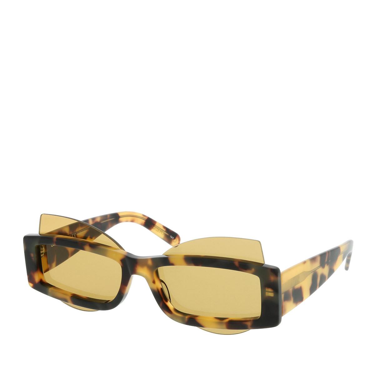Courrèges Sonnenbrille - CL1904-001 58 - in gelb - für Damen