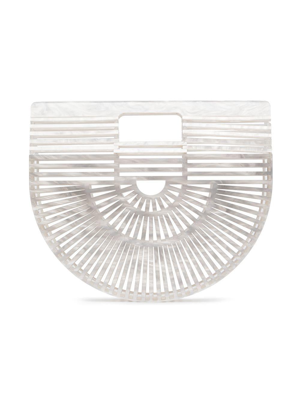 Cult Gaia 'Ark' Handtasche - Weiß