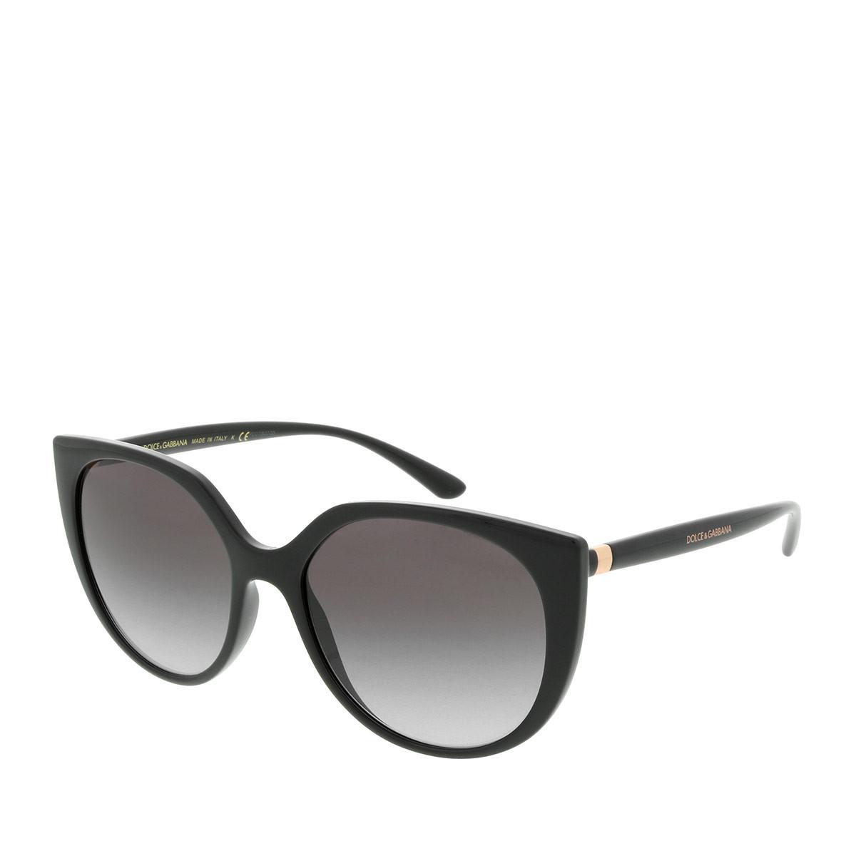 Dolce&Gabbana Sonnenbrille - DG 0DG6119 54 501/8G - in schwarz - für Damen