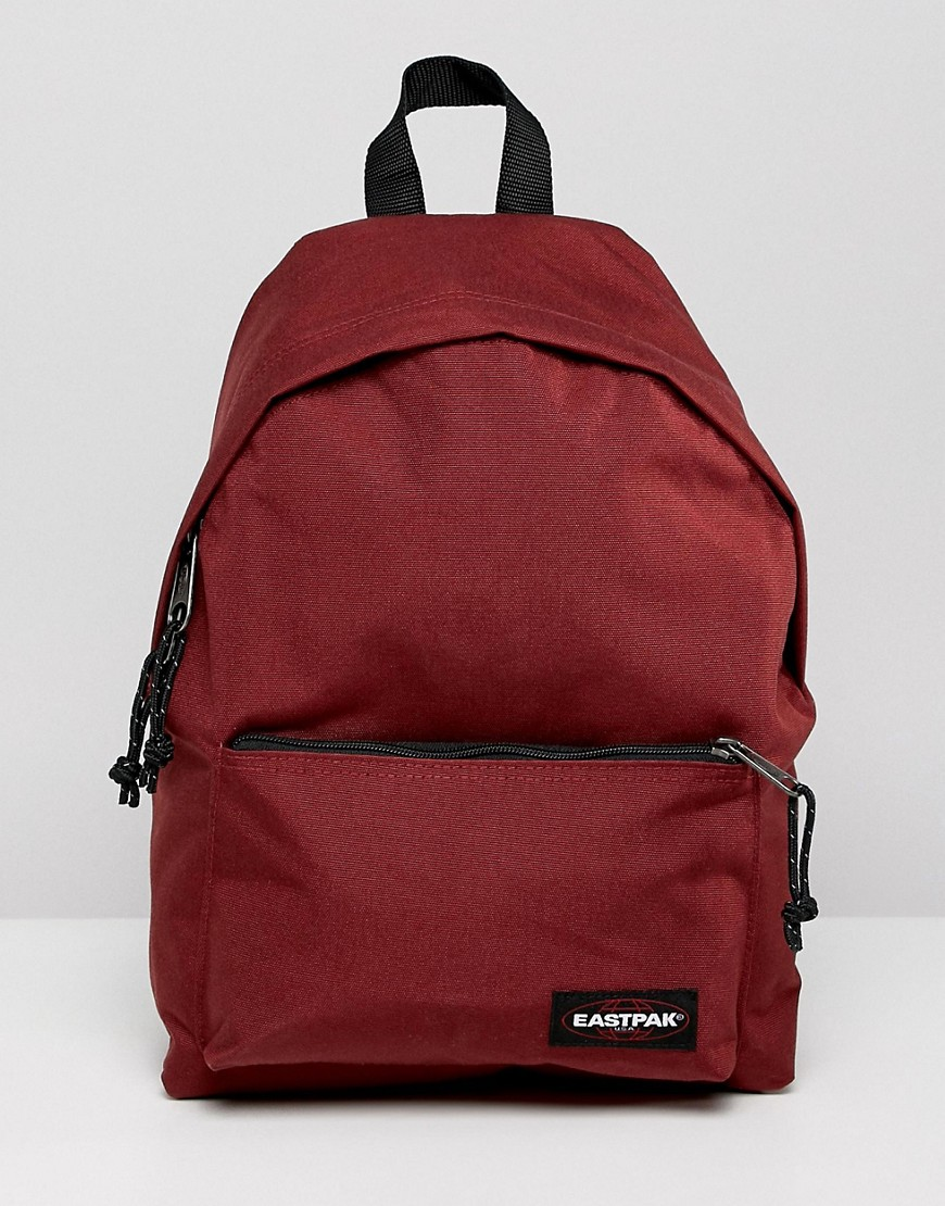 Eastpak - Orbit Sleek'r - Burgunderroter Rucksack - Rot