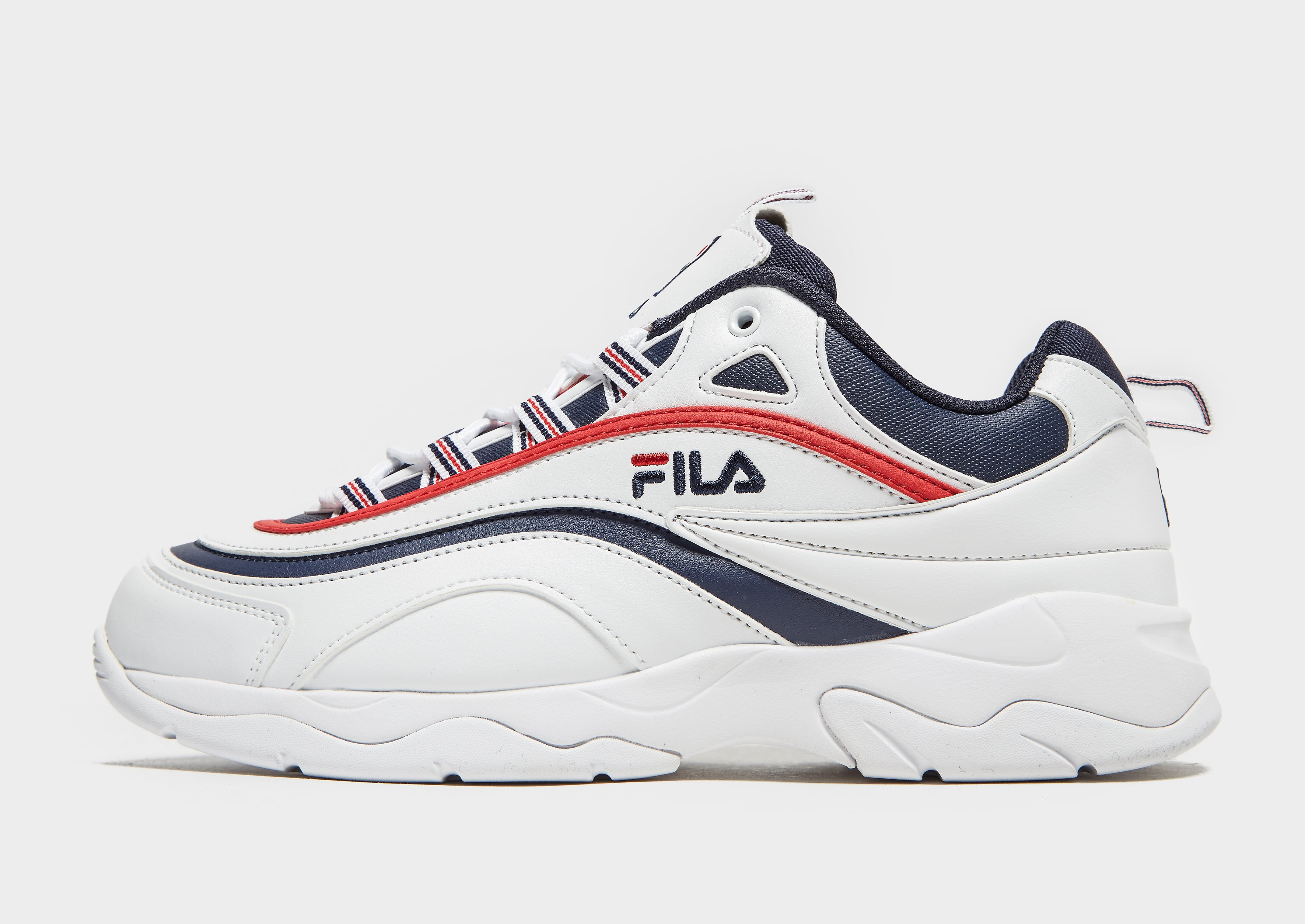 Fila Ray Herren - Only at JD - Weiss - Mens, Weiss