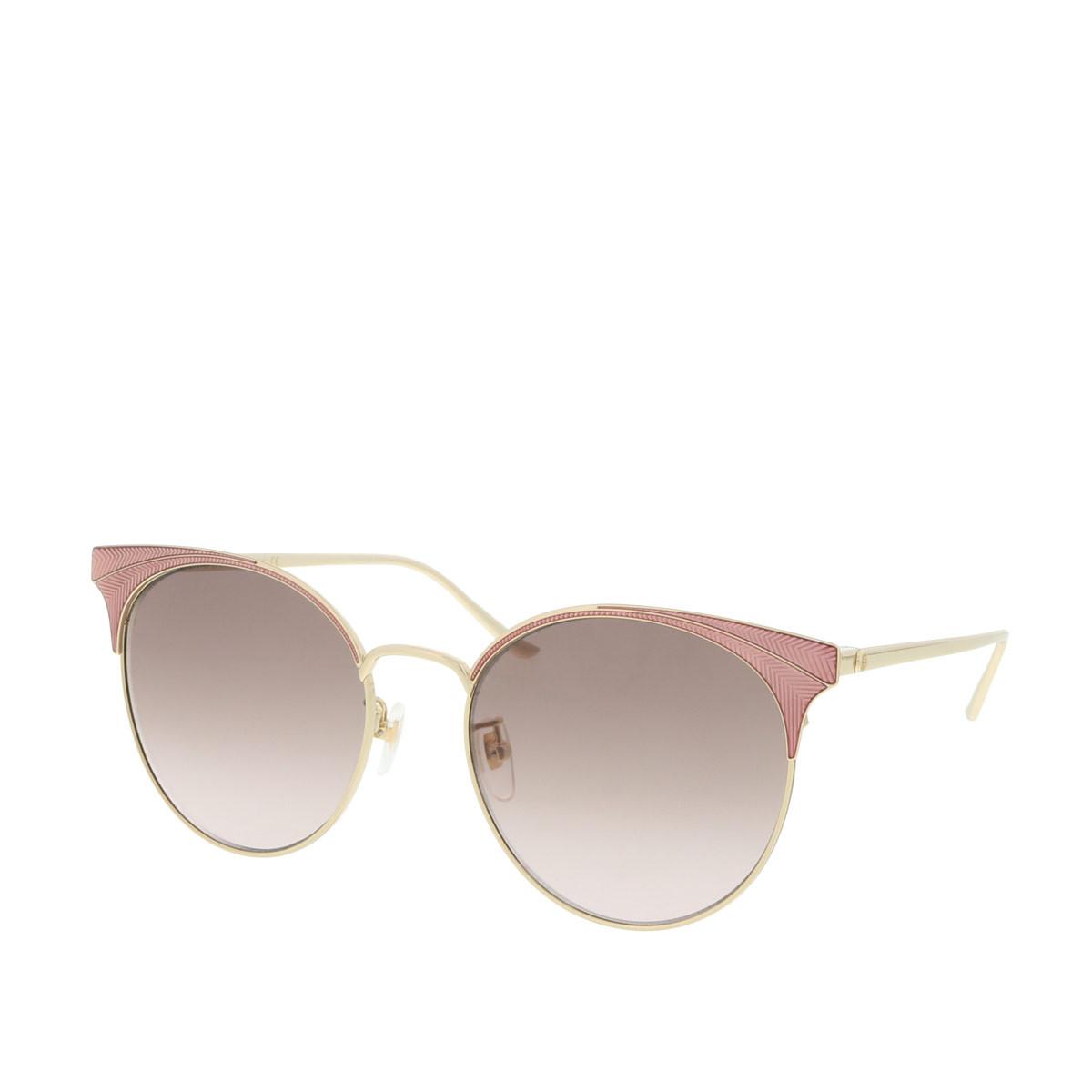 Gucci Sonnenbrille - GG0402SK 57 004 - in gold - für Damen