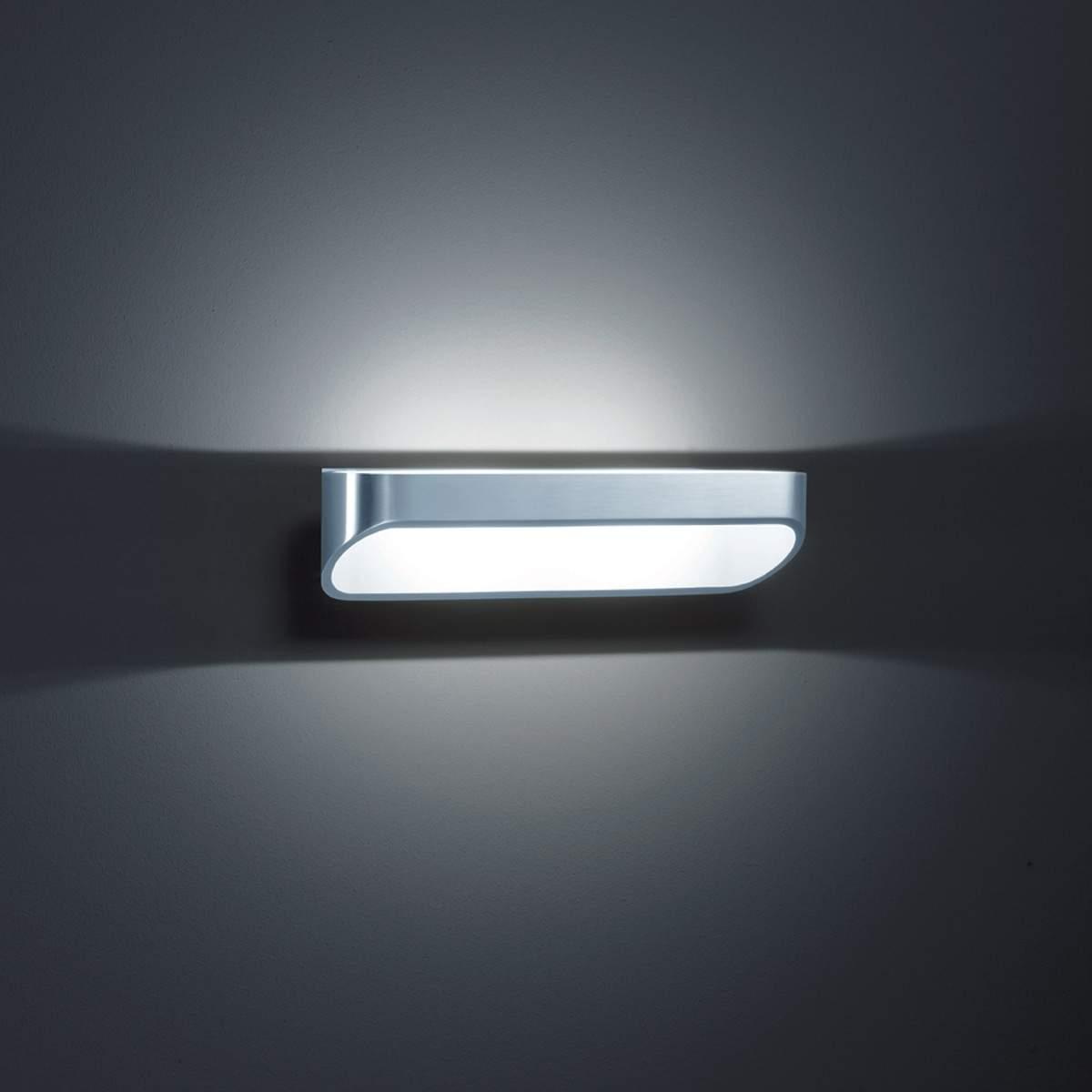 Helestra Onno - LED-Wandleuchte, 30cm, alu poliert