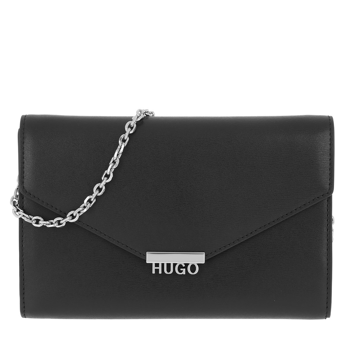 Hugo Umhängetasche - Victoria Clutch Black - in schwarz - für Damen