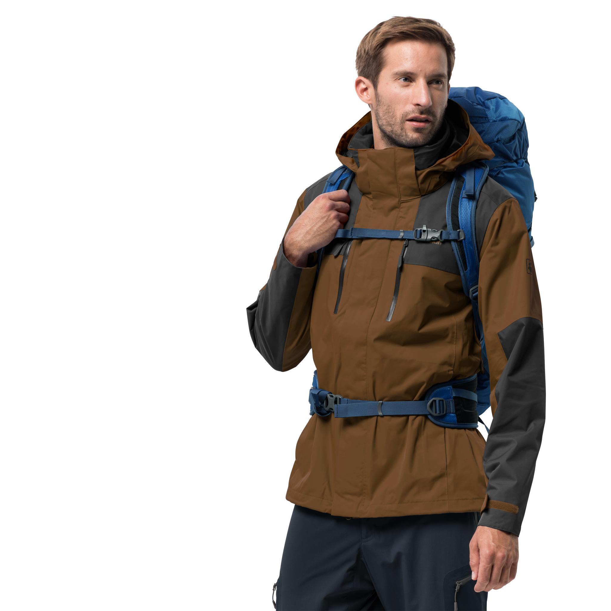 Jack Wolfskin Trekkingjacke JASPER FLEX MEN