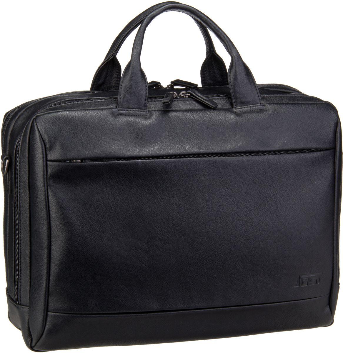 Jost Notebooktasche / Tablet Bodo 4826 Businesstasche Schwarz