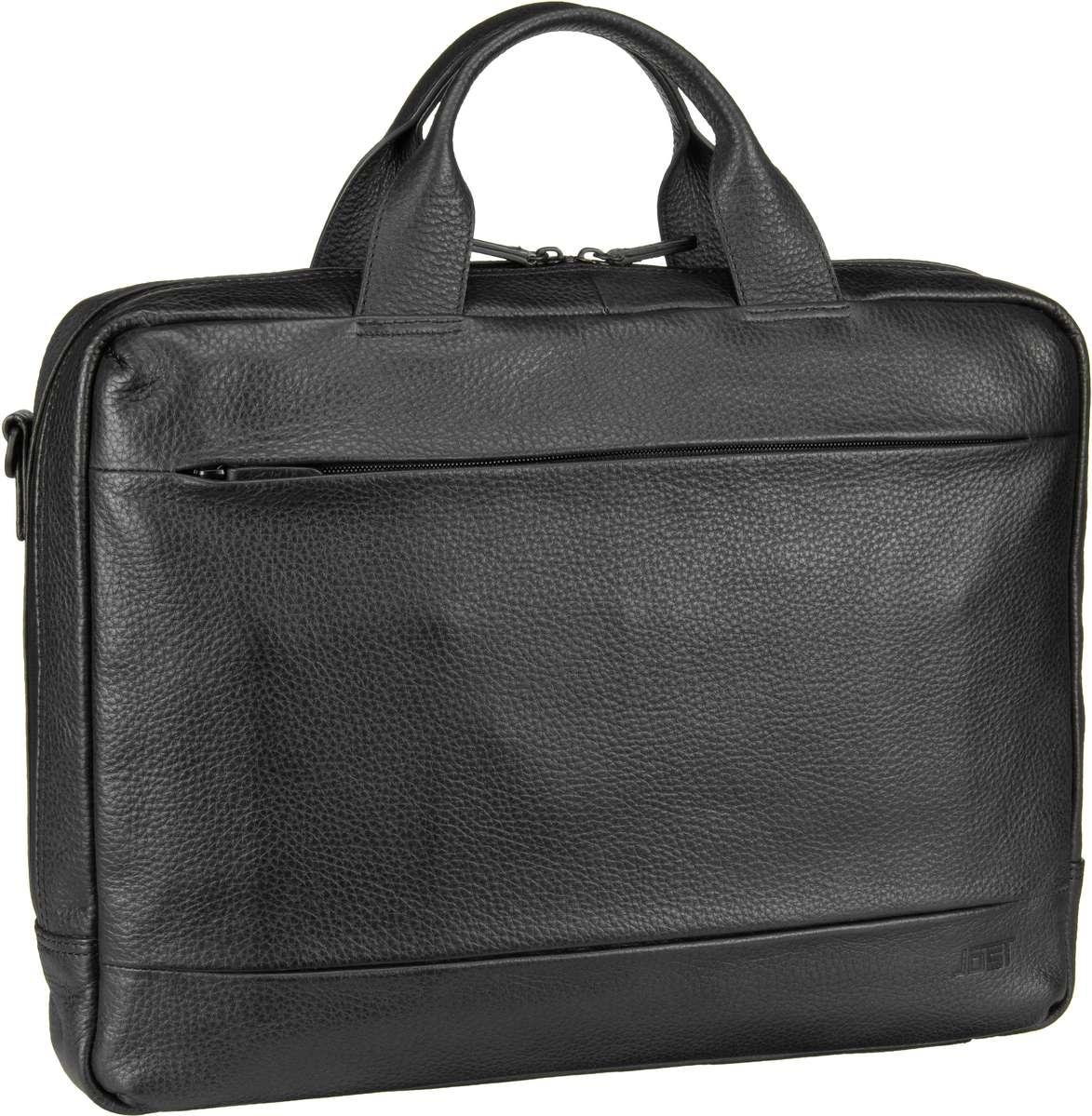 Jost Notebooktasche / Tablet Stockholm 4562 Businesstasche Schwarz