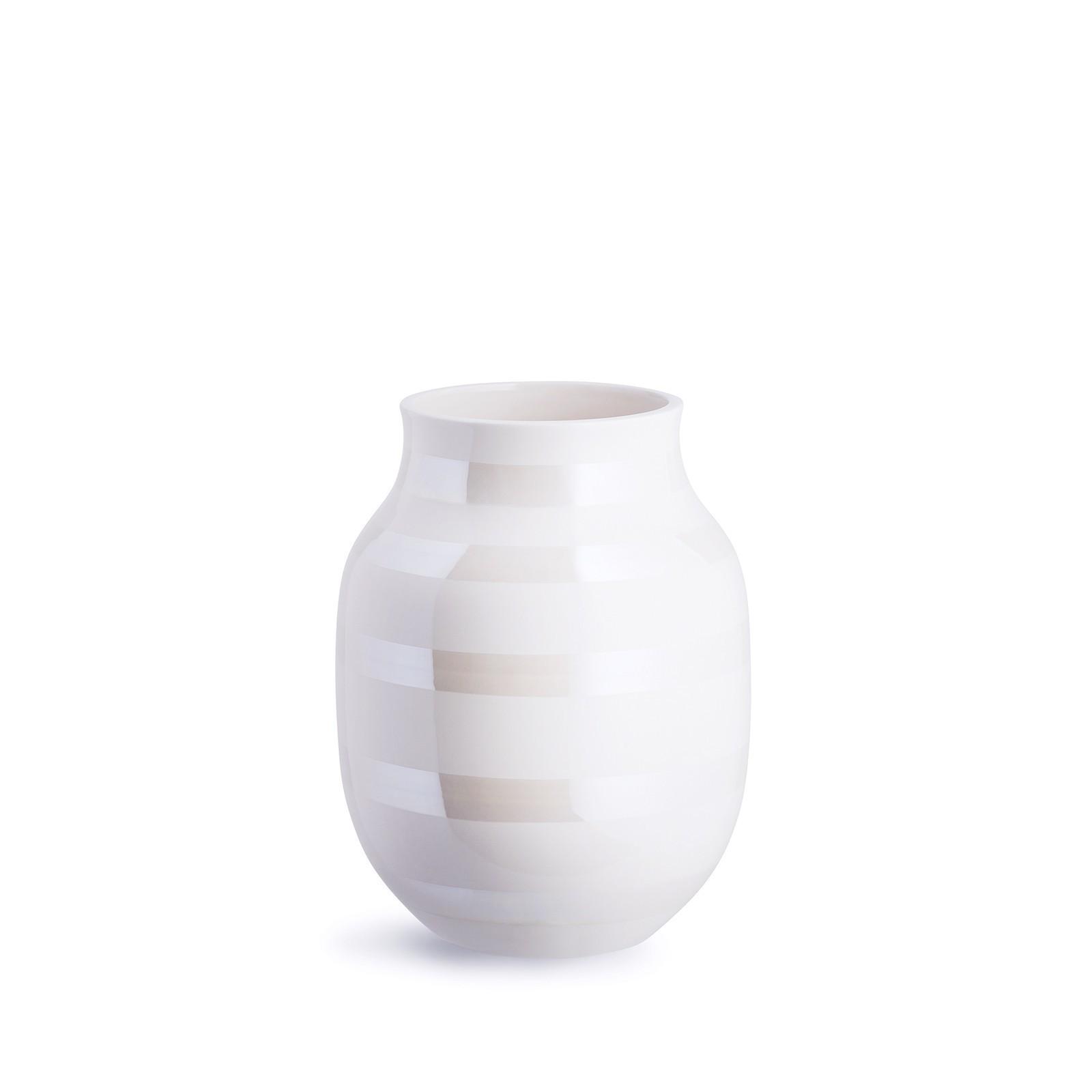 Kähler Omaggio Vasen mittel aus Keramik