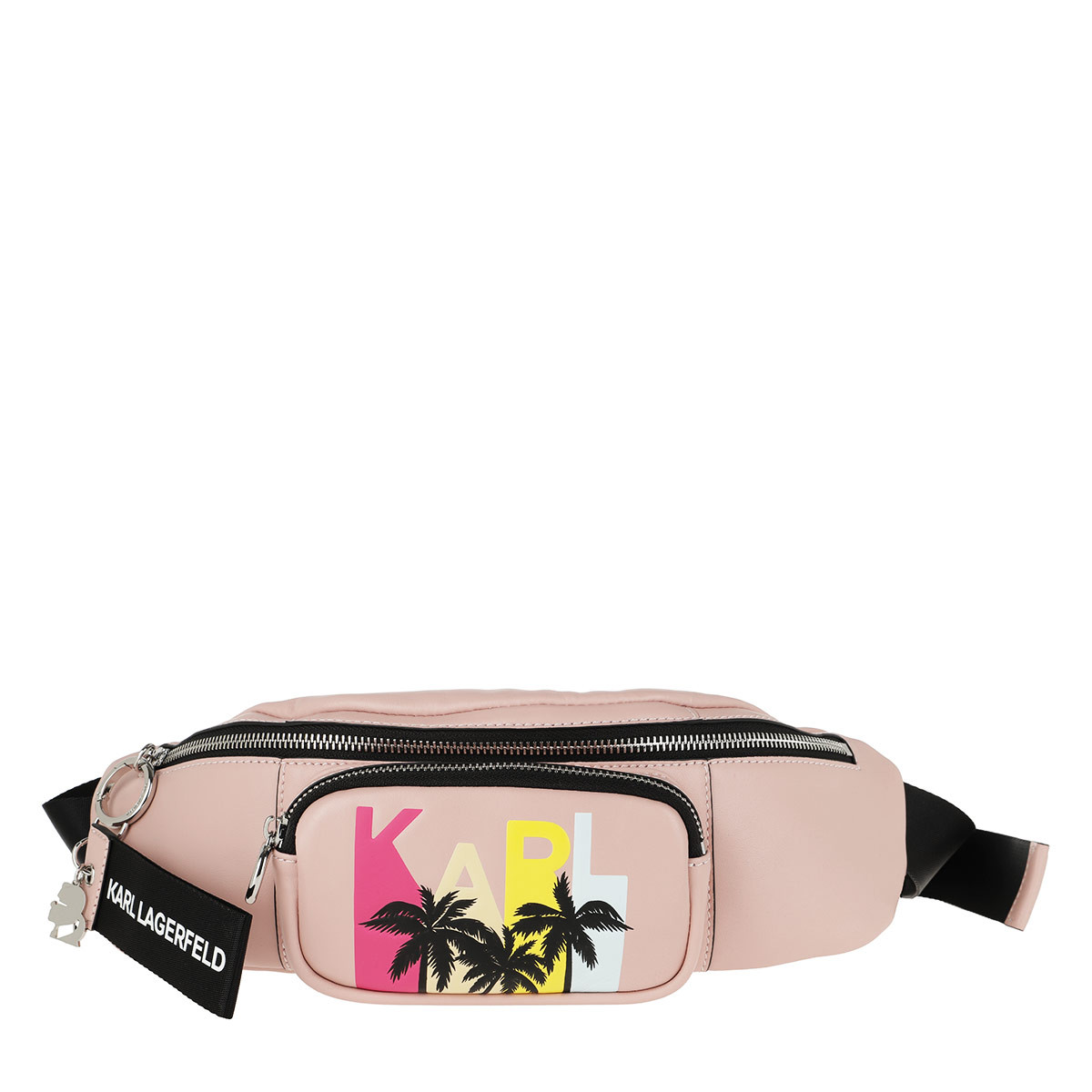 Karl Lagerfeld Gürteltasche - Karlifornia Belt Bag Light Pink - in rosa - für Damen
