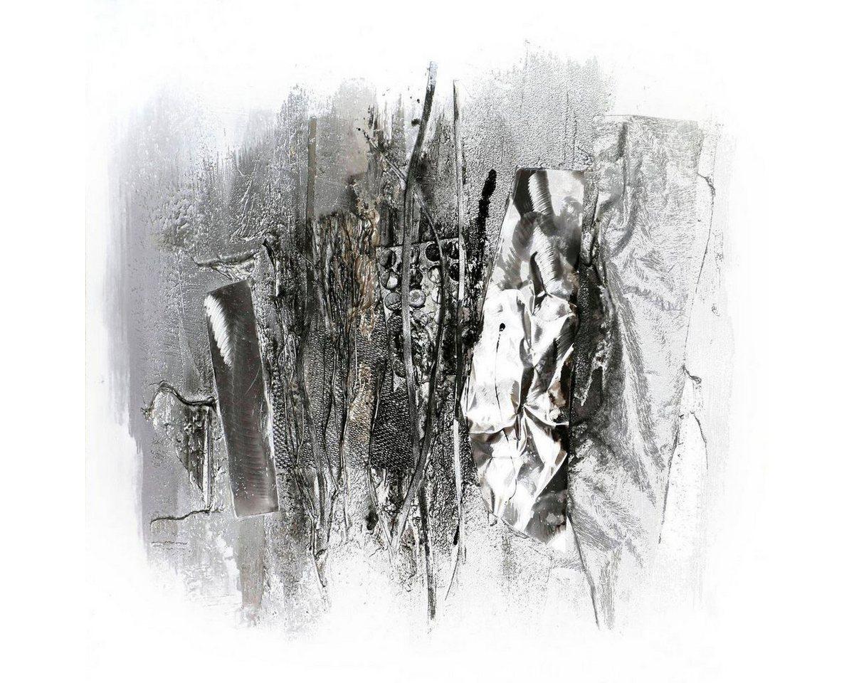 Kayoom Aluminium Wandbild Intermixture I, 80cm x 80cm