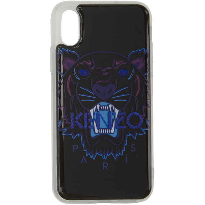 Kenzo Black Tiger iPhone Xand Case