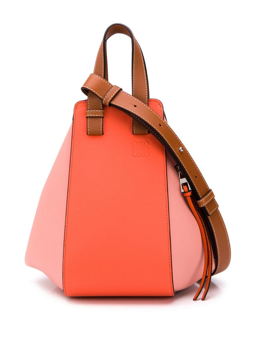 Loewe 'Hammock' Handtasche - Rosa