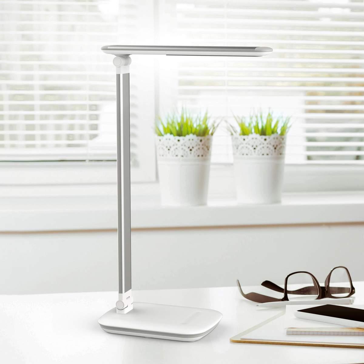 MAULjazzy - dimmbare LED-Schreibtischlampe