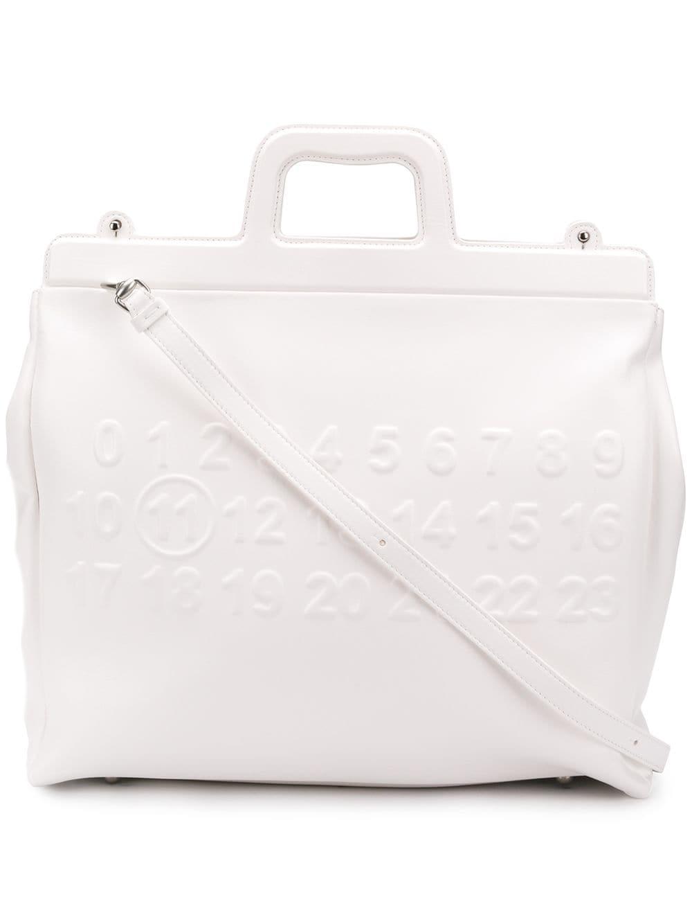 Maison Margiela 'Doctor' Handtasche - Weiß