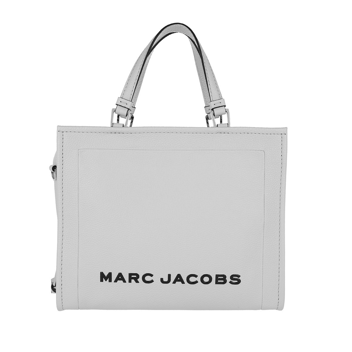 Marc Jacobs Shopper - The Box Shopper Bag Swedish Grey - in grau - für Damen