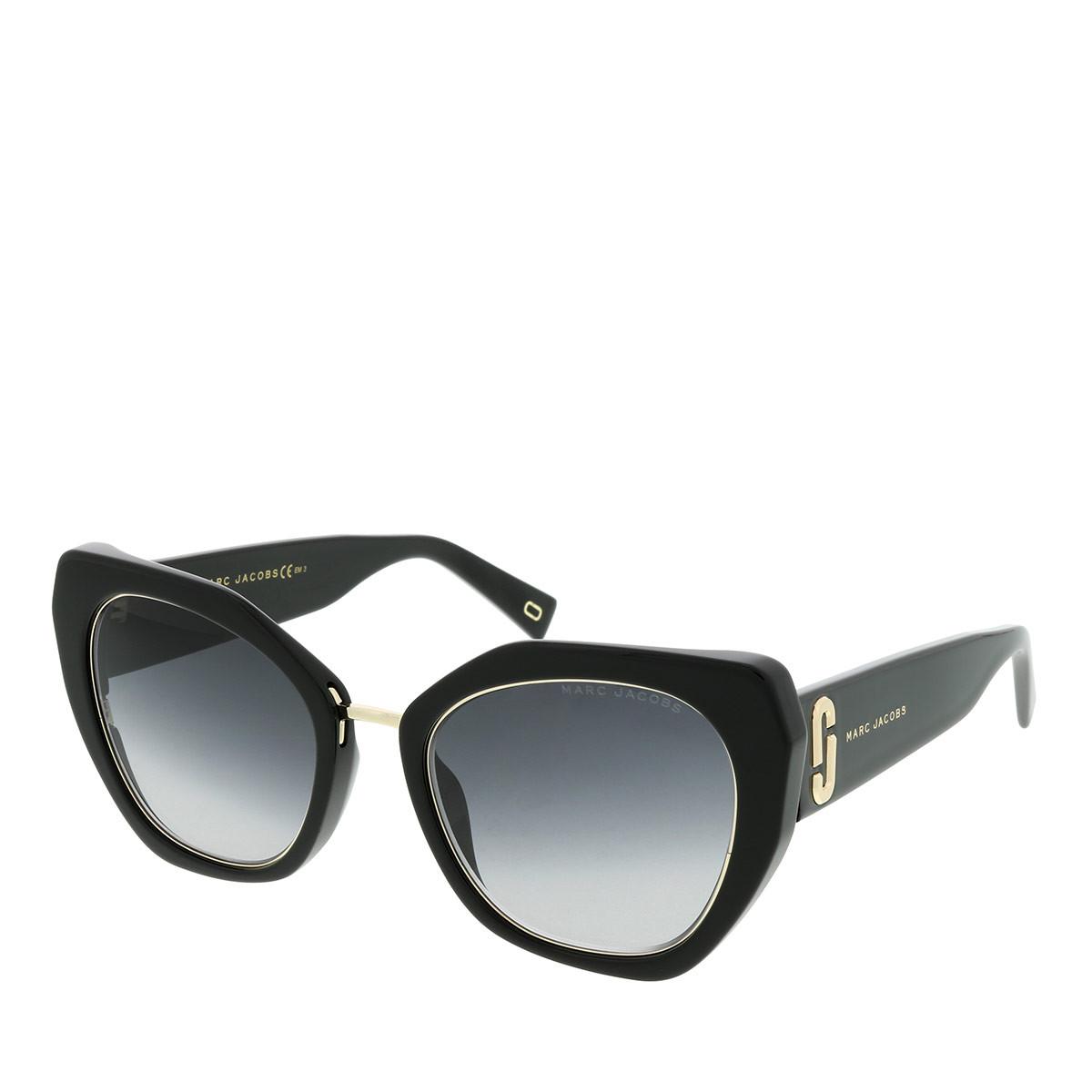 Marc Jacobs Sonnenbrille - MARC 313/G/S Black - in schwarz - für Damen