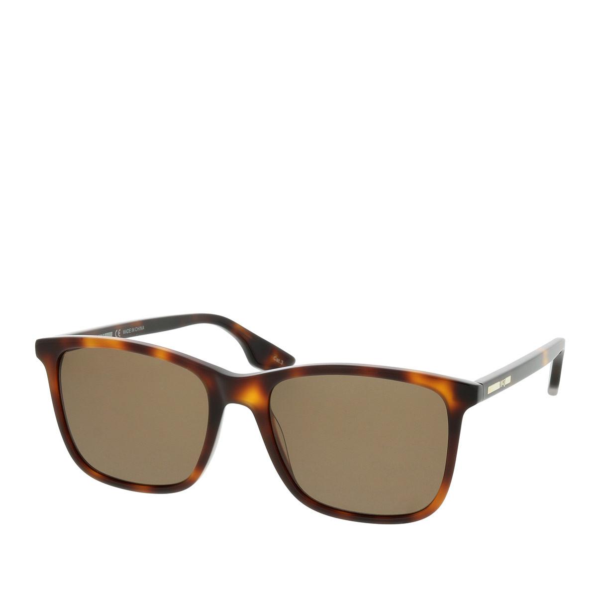 McQ Sonnenbrille - MQ0080S 54 - in braun - für Damen