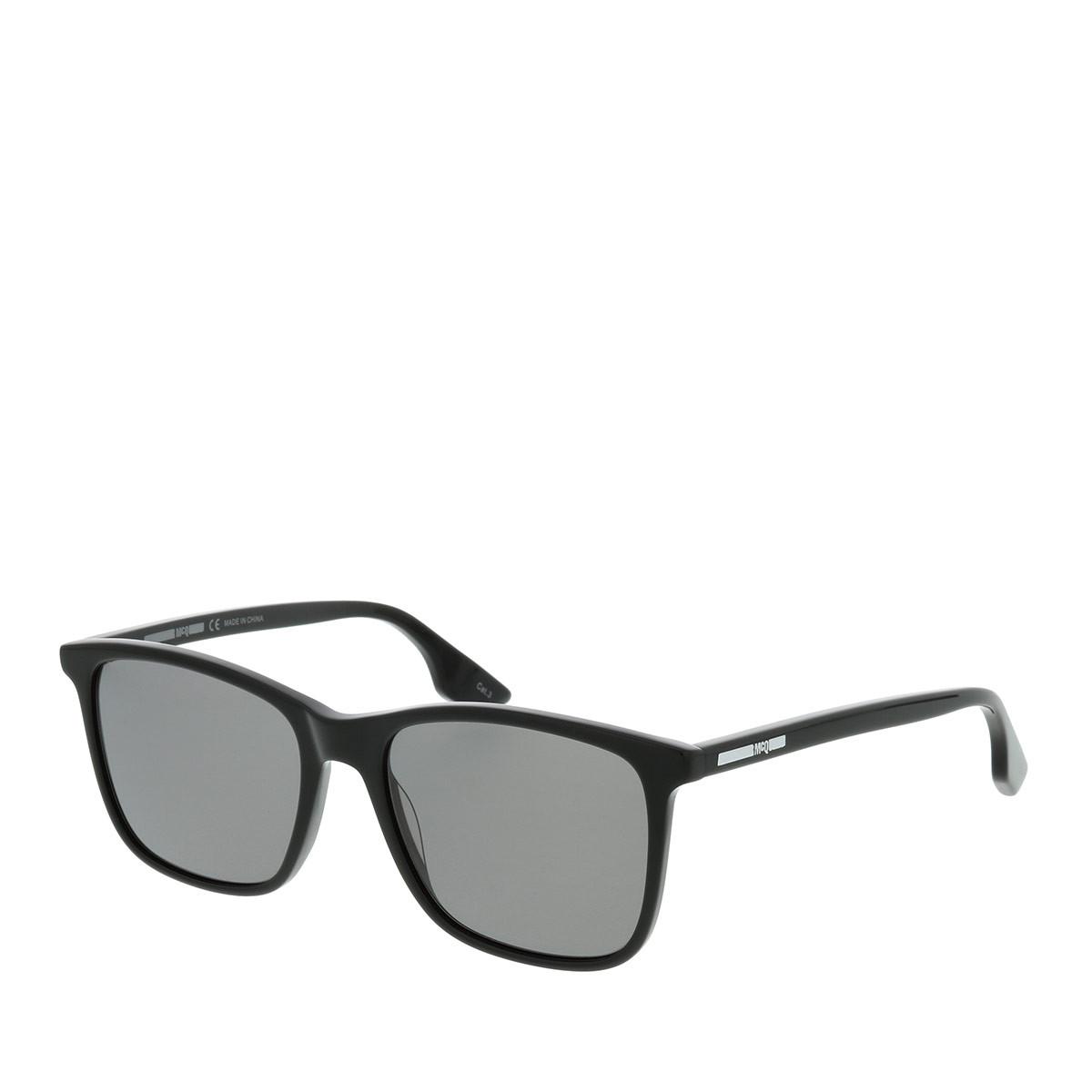 McQ Sonnenbrille - MQ0080S 54 - in schwarz - für Damen