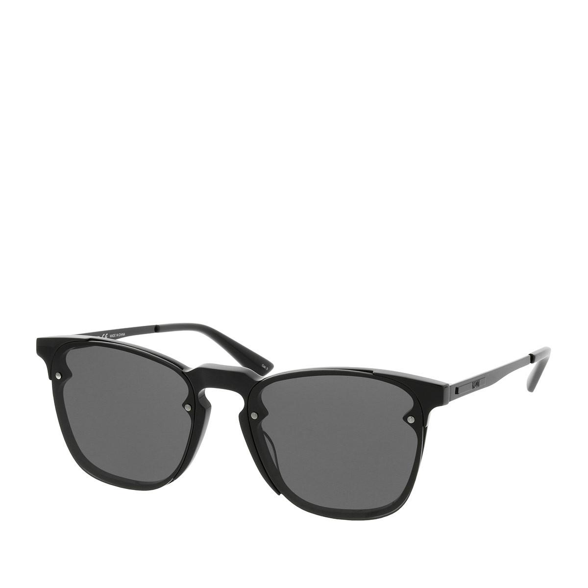 McQ Sonnenbrille - MQ0134S 55 - in schwarz - für Damen