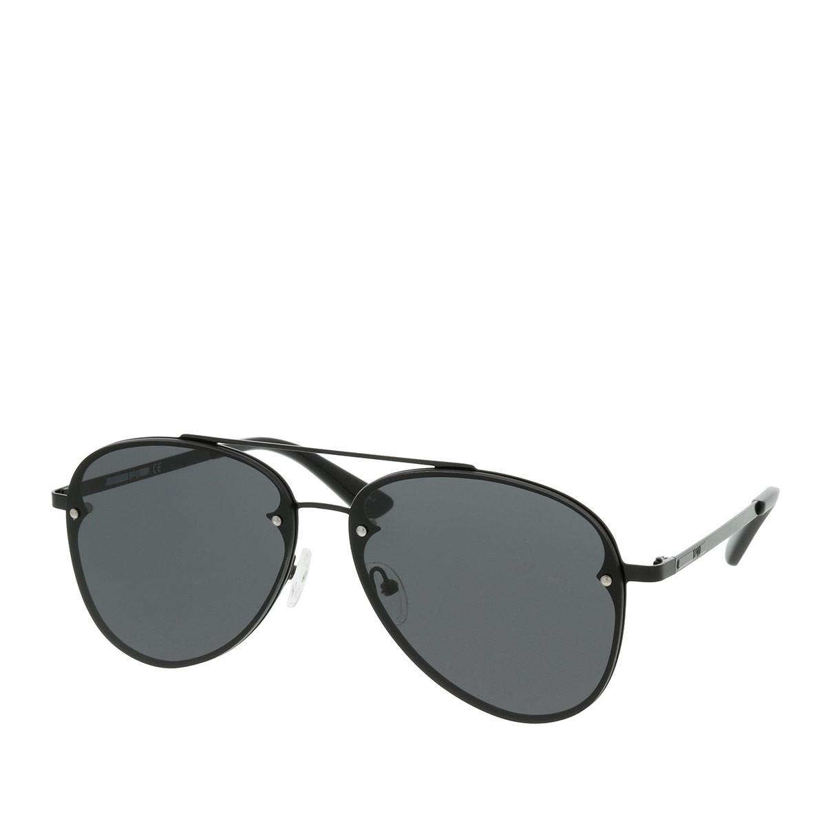 McQ Sonnenbrille - MQ0136S 59 - in schwarz - für Damen