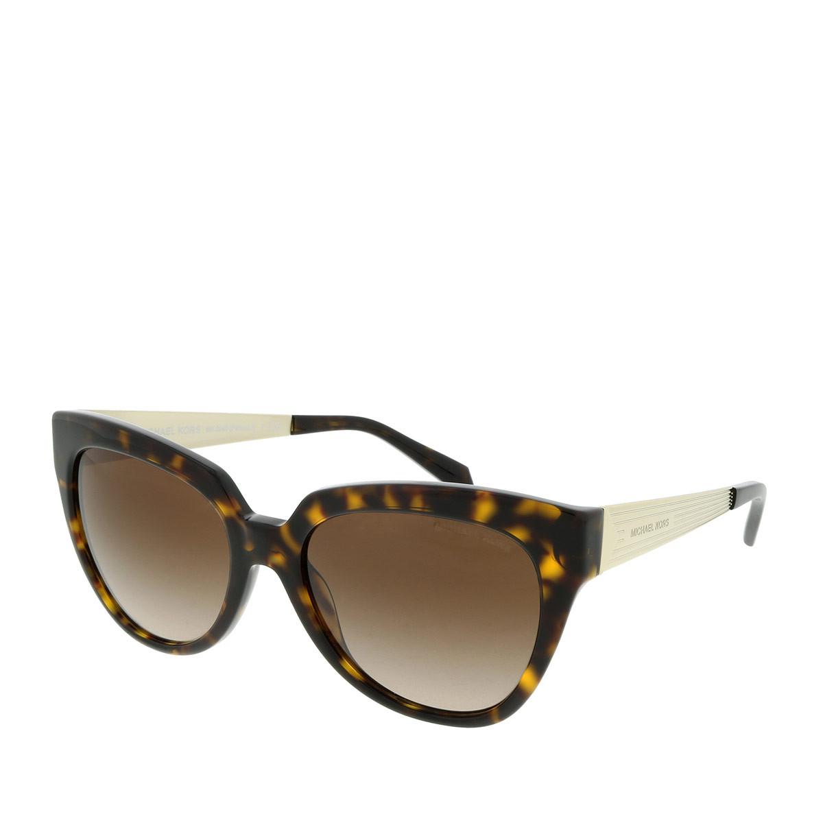 Michael Kors Sonnenbrille - MK 0MK2090 55 300613 - in braun - für Damen