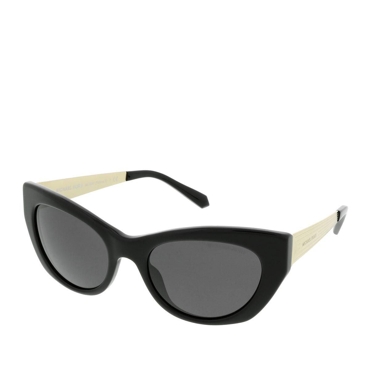 Michael Kors Sonnenbrille - MK 0MK2091 51 300587 - in schwarz - für Damen