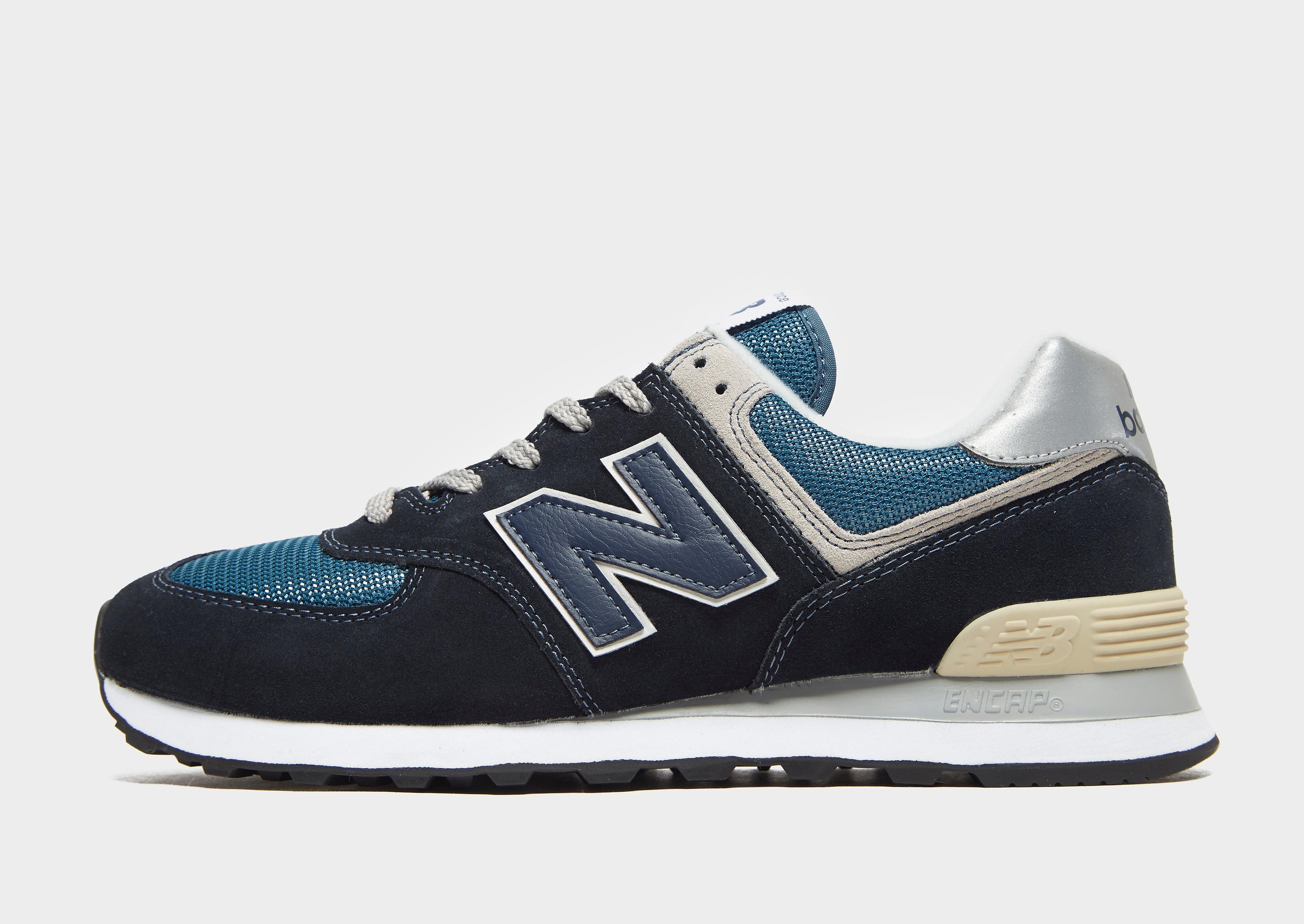 New Balance 574 Herren - Blau - Mens, Blau