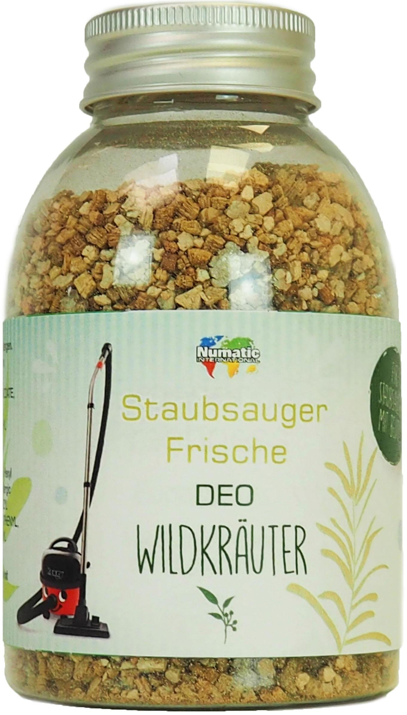 Numatic Wildkräuter Staubsaugergranulat
