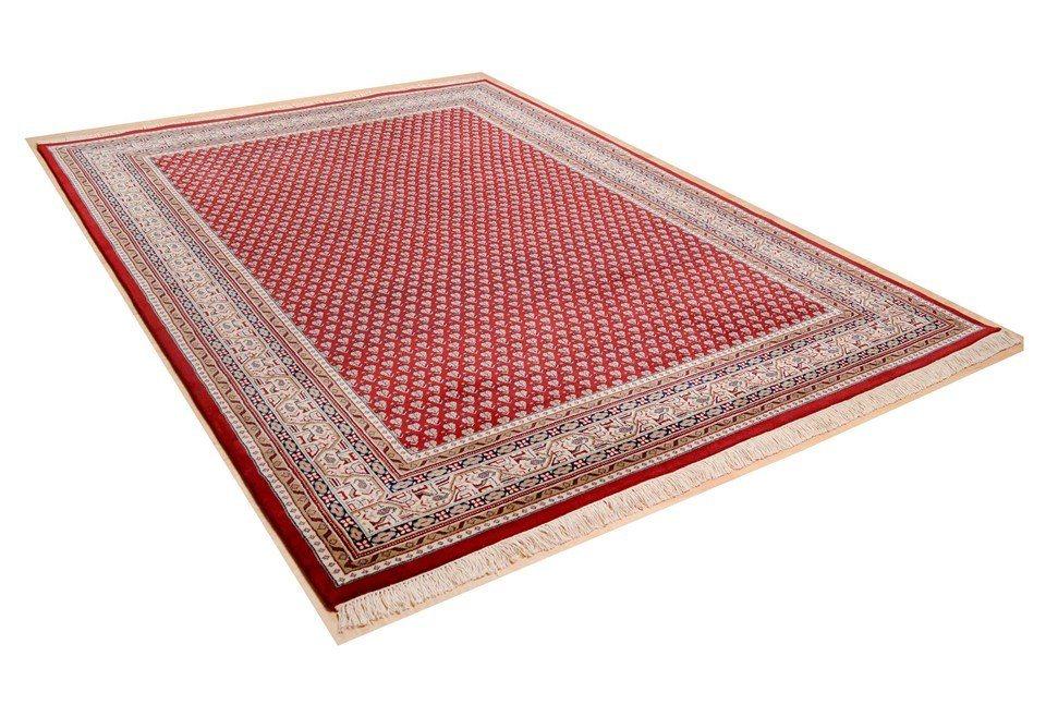 "Orientteppich , eckig, 250x350cm, ""Abbas Meraj Mir"", THEKO®"