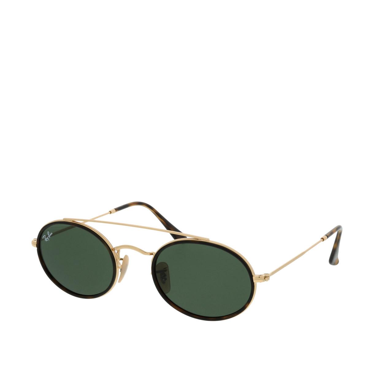 Ray-Ban Sonnenbrille - RB 0RB3847N 52 912131 - in gold - für Damen