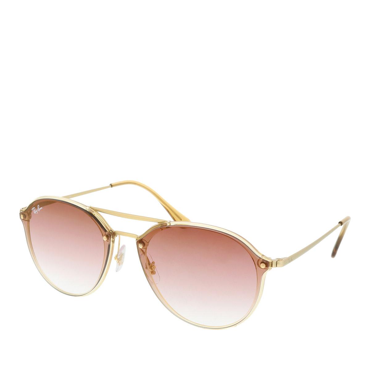 Ray-Ban Sonnenbrille - RB 0RB4292N 62 63880T - in gold - für Damen