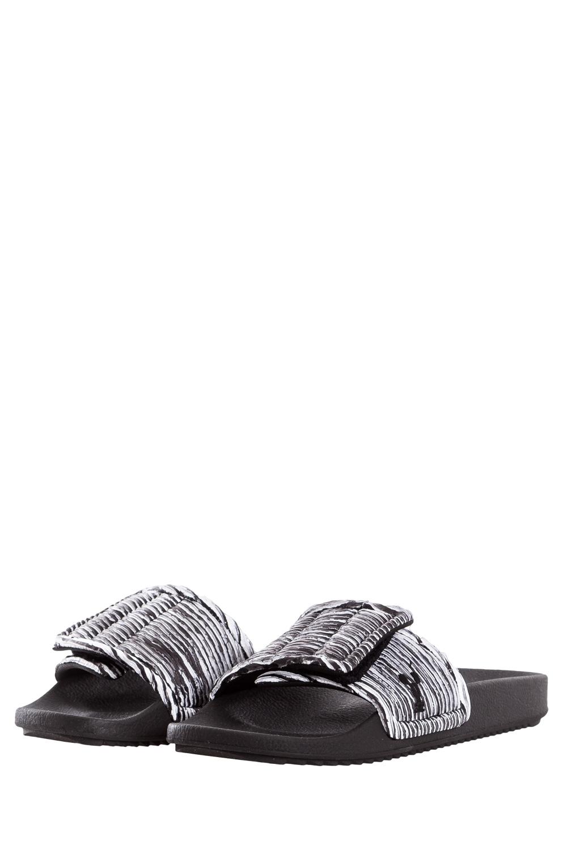 Rick Owens DRKSHDW Herren Pantoletten black