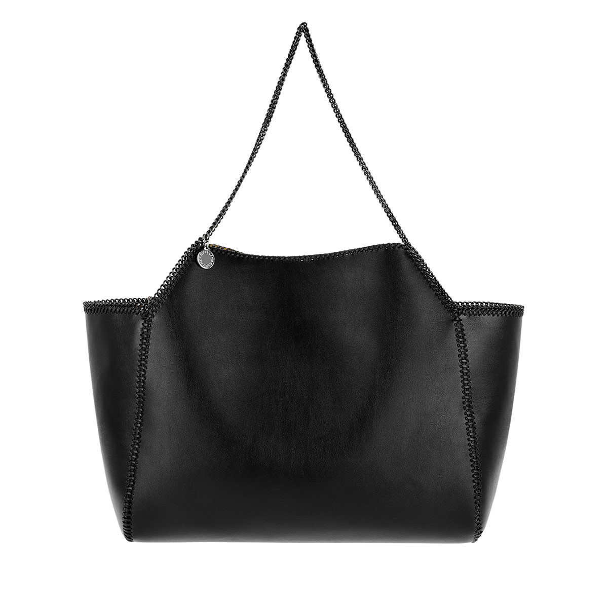 Stella McCartney Shopper - Fallabella Reversible Shopper Large Black - in schwarz - für Damen
