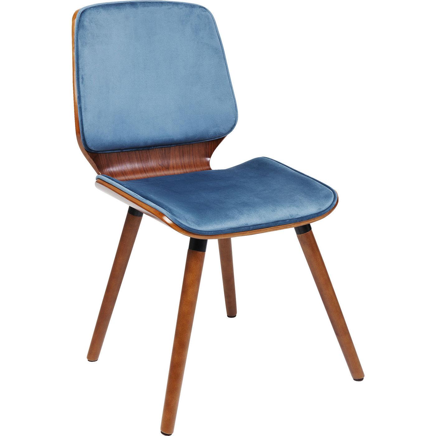 Stuhl Gigi Blau