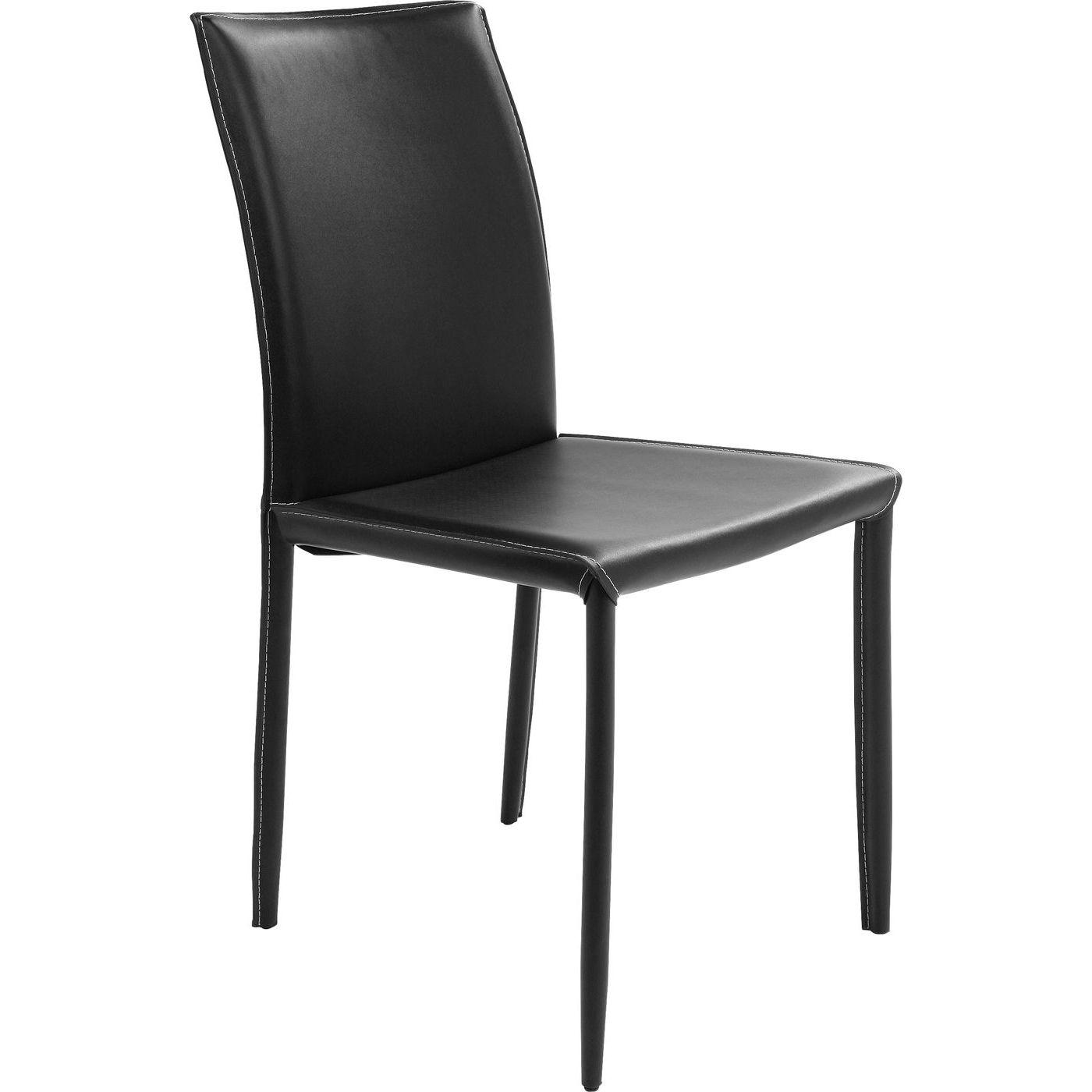 Stuhl Milano Schwarz