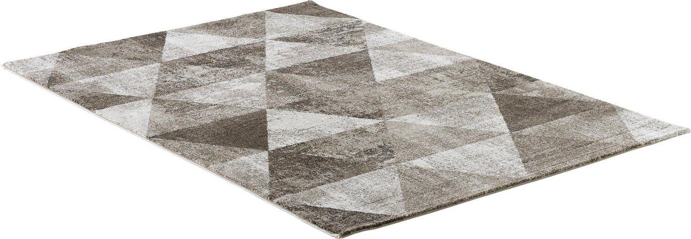 """Teppich """"Vintage 1618"""", eckig, 160x230cm, strapazierfähig, Sanat Teppiche"""