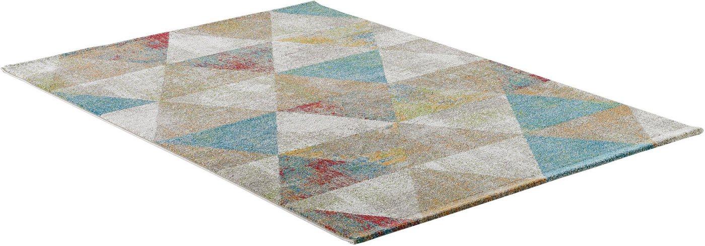 """Teppich """"Vintage 1618"""", eckig, 200x290cm, strapazierfähig, Sanat Teppiche"""