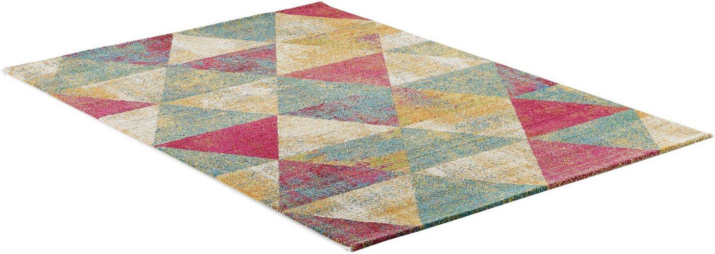 """Teppich """"Vintage 1618"""", eckig, 80x150cm, strapazierfähig, Sanat Teppiche"""