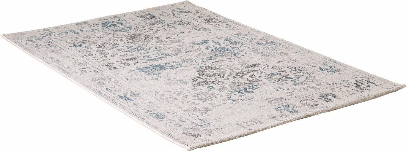 """Teppich , eckig, 120x170cm, """"Vintage 1613"""", strapazierfähig, Sanat Teppiche"""