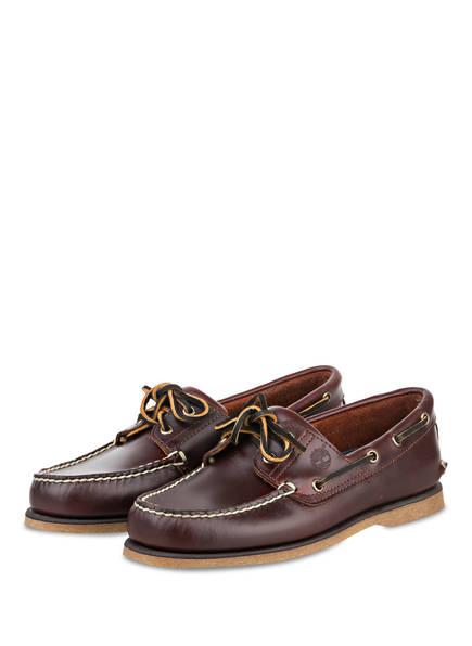 Timberland Bootsschuhe Classic braun