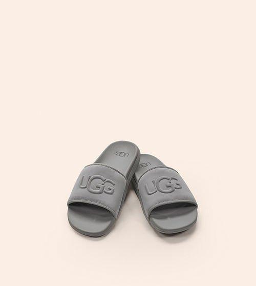 UGG Xavier Graphic Sliders Herren Seal 45.5