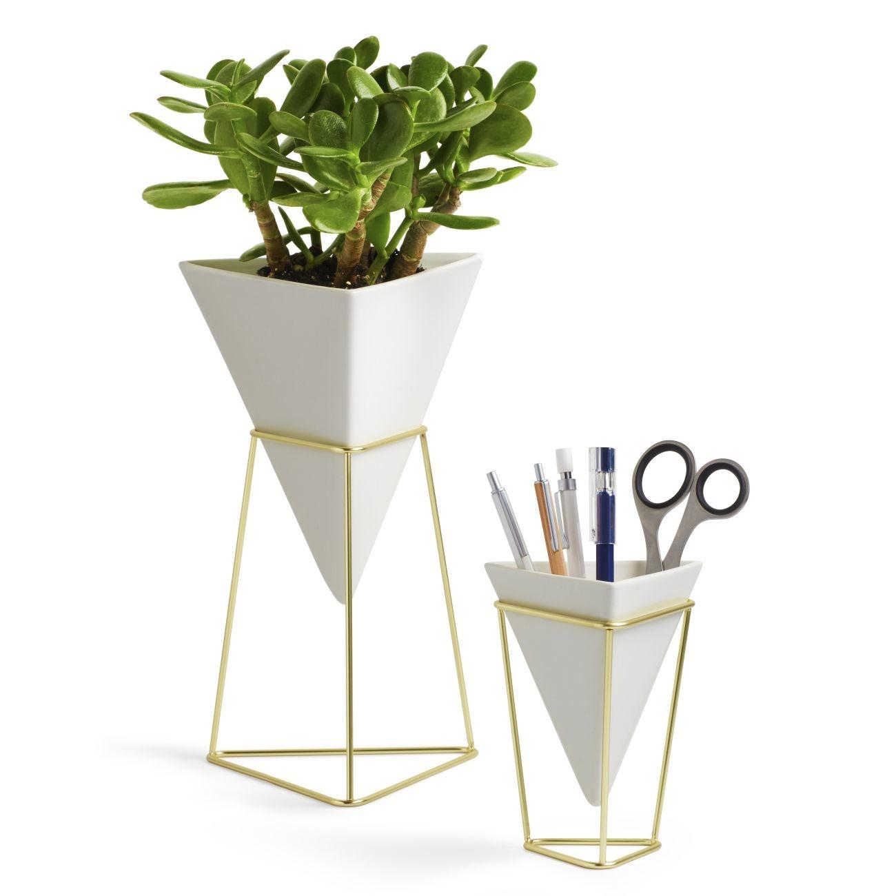 Umbra Trigg Vase 2er-Set