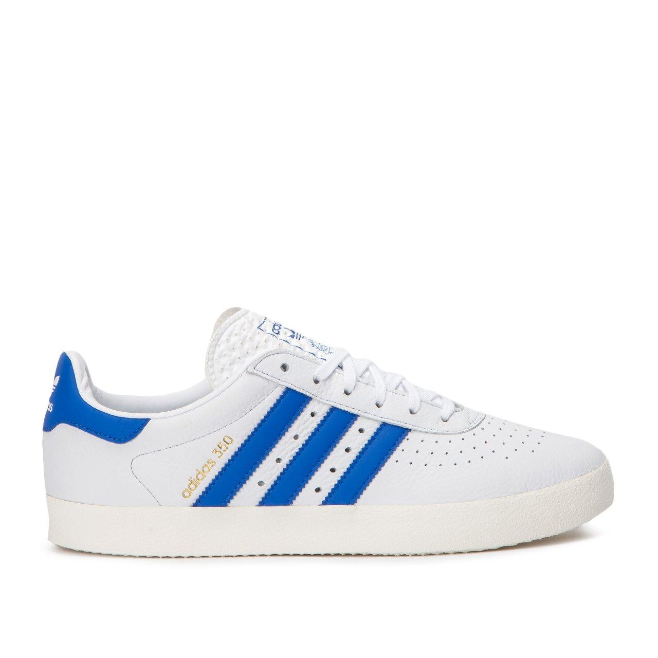 adidas 350 (Weiß / Blau)